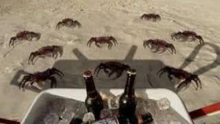 Bud light 2007 super bowl commercial slap ispot budweiser king crab aloadofball Gallery