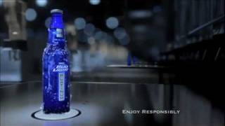 Budweiser Canada 2012 Super Bowl Commercial, Flash Fans